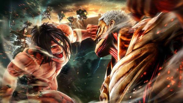 Attack on Titan: Phần 3 Phần 2 anime hành động hay nhất 2019