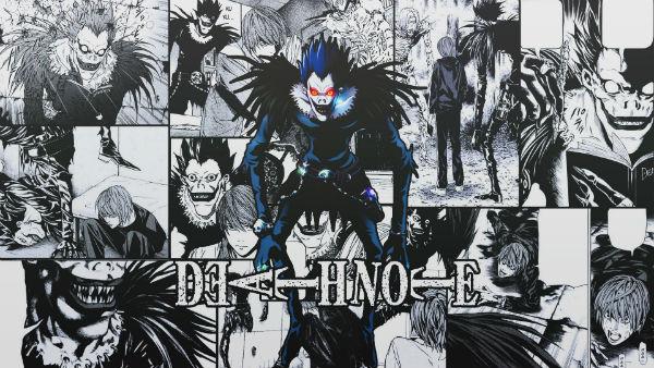 Death Note Anime với cốt truyện tổng thể hay nhất