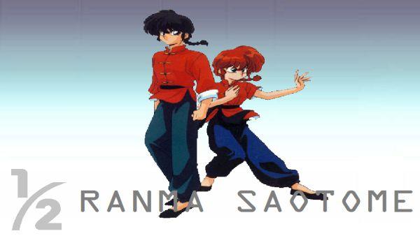 Ranma anime võ thuật