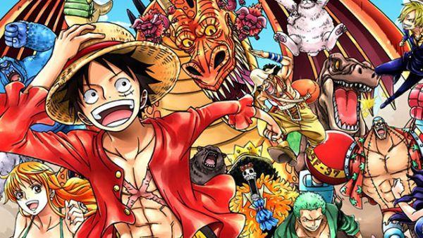 One Piece Anime phiêu lưu hay nhất
