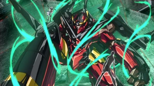 Lagann Gurren anime về người máy