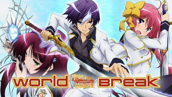 Seiken Tsukai no World Break anime harem