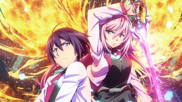 Gakusen Toshi Asterisk anime hậu cung
