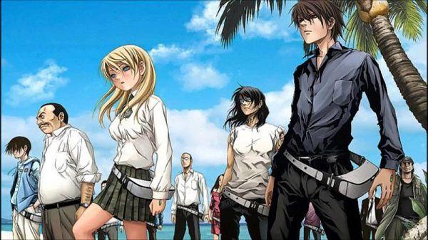Btooom! anime sinh tồn hay nhất mọi thời đại