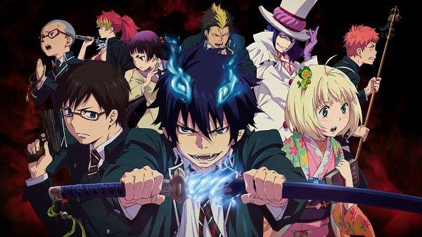 Blue Exorcist anime giống Inuyasha
