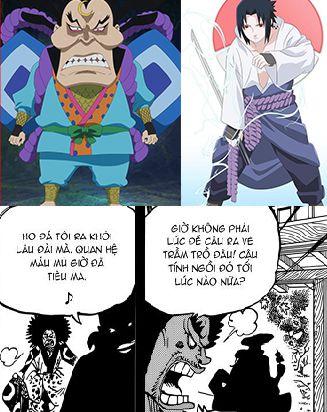 Có thể là 20 năm trước, trái ác quỷ hệ Zoan huyền thoại Kitsune thực sự thuộc sở hữu của Oden?