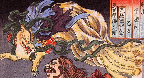 Bạn đã biết gì về Kitsune chưa? trái ác quỷ hệ zoan