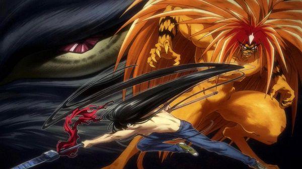 Ushio and Tora anime giống Inuyasha