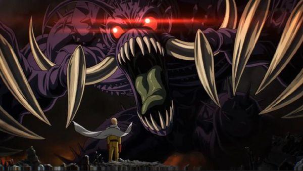 Vaccine Man One-Punch Man quái vật cấp độ dragon