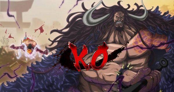 Sức mạnh thực sự của Haki Bá Vương và sự tàn ác của Kaido