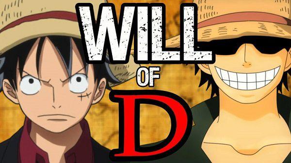 Ý chí của D, những kẻ được cho là thiên địch của thần có nhiệm vụ gì ?