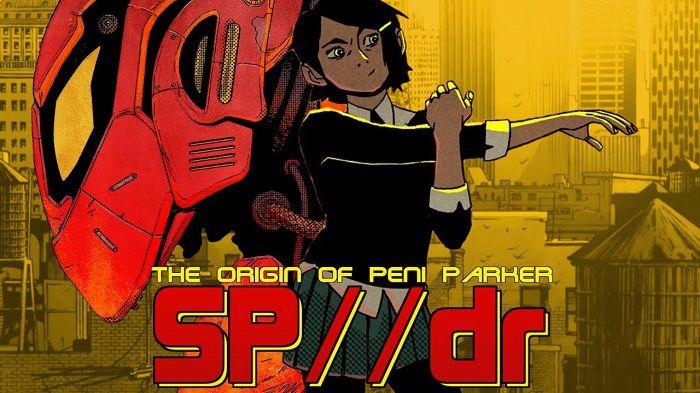 Peni Parker (SP // dr)