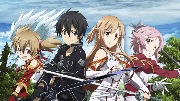 Sword Art Online anime sinh tồn hay nhất mọi thời đại
