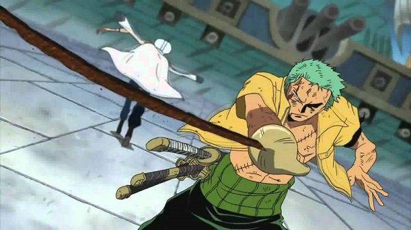 Ichadoji thanh kiếm huyền thoại Roronoa Zoro