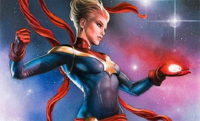Lịch sử về nguồn gốc của Captain Marvel (Carol Danvers)