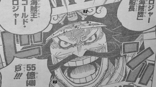 Oda đã giải thích về giá truy nã từ những tên tuổi lớn như Gol D. Roger , Edward Newgate (Whitebeard), Kaido , Charlotte Linlin ( Big Mom ) và Shanks của Sengoku