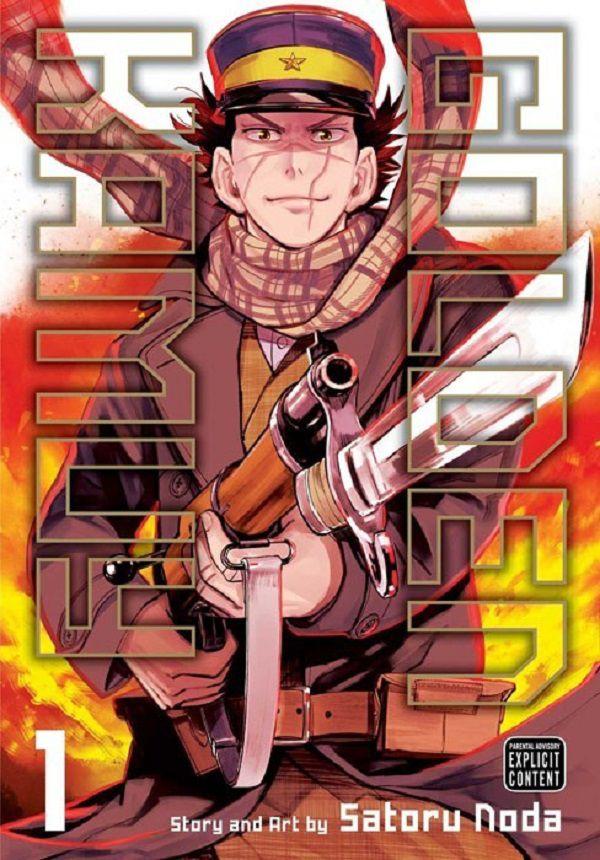 Golden Kamuy 7 Manga Seinen hay nhất