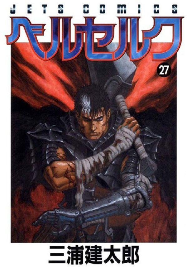 Berserk 7 Manga Seinen hay nhất
