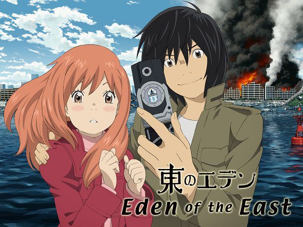Eden of the East anime sinh tồn hay nhất mọi thời đại
