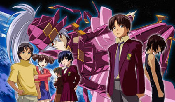 Infinite Ryvius anime sinh tồn hay nhất mọi thời đại