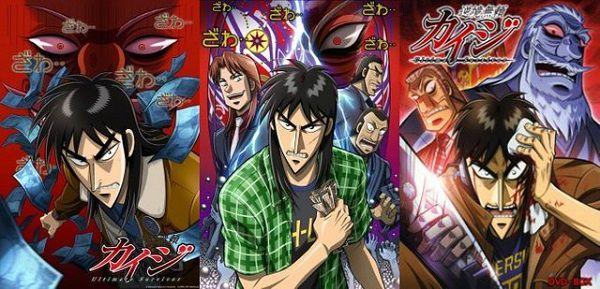 Kaiji anime sinh tồn hay nhất mọi thời đại