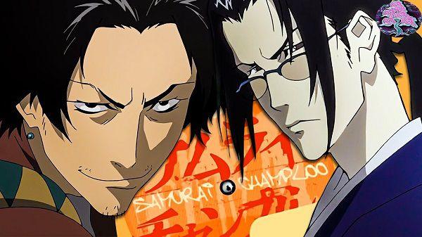 Samurai Champloo anime Samurai hay nhất