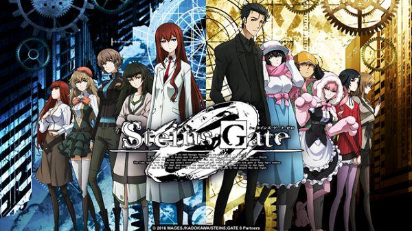 Steins;Gate  Anime với cốt truyện tổng thể hay nhất