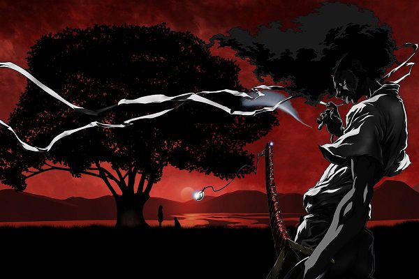 Afro Samurai anime Samurai hay nhất