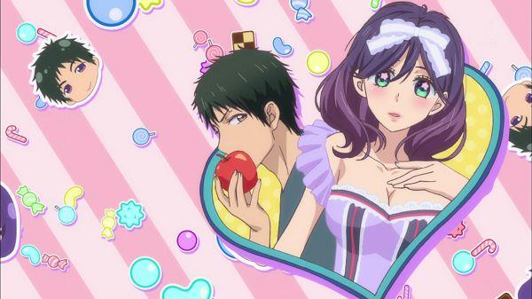 Kiss Him, Not Me anime hài lãng mạn