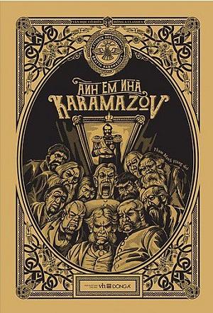 Anh em nhà Karamazov của Fyodor Dostoyevsky