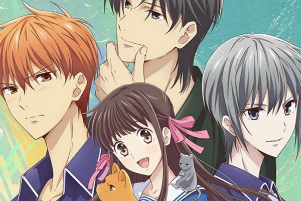 Fruits Basket mùa 2 anime tình cảm lãng mạng đáng mong chờ nhất 2020