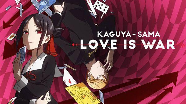 Kaguya-sama: Love Is War mùa 2 anime tình cảm lãng mạng đáng mong chờ nhất 2020