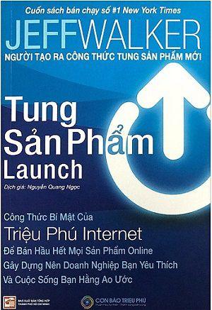 sách kinh doanh online Launch: Tung Sản Phẩm