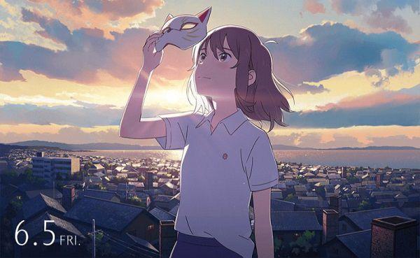 Nakitai Watashi wa Neko wo Kaburu anime tình cảm lãng mạng đáng mong chờ nhất 2020