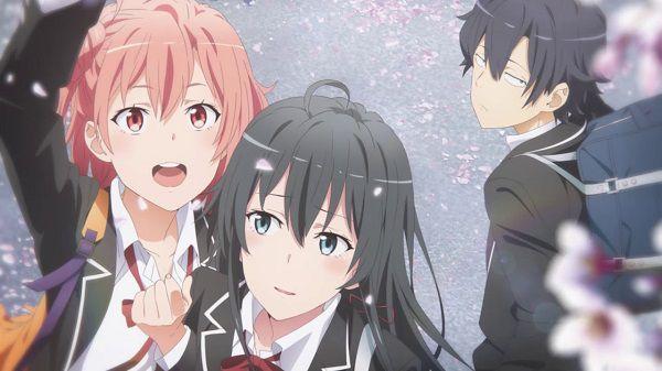 Tuổi Teen Lãng Mạn - My Teen Romantic SNAFU mùa 3 anime tình cảm lãng mạng đáng mong chờ nhất 2020