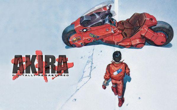 1988 - Akira 10 Anime có sức ảnh hưởng nhất mọi thời đại