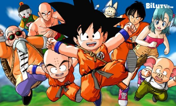 1986 - Dragon Ball 10 Anime có sức ảnh hưởng nhất mọi thời đại