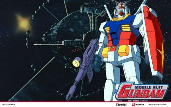 1979 - Mobile Suit Gundam 10 Anime có sức ảnh hưởng nhất mọi thời đại