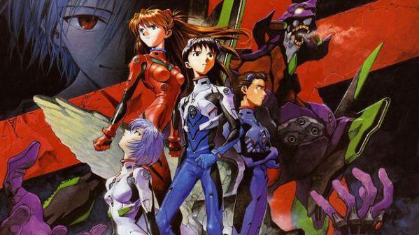 1995 - Neon Genesis Evangelion 10 Anime có sức ảnh hưởng nhất mọi thời đại