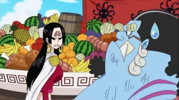 Jinbei Món ăn yêu thích