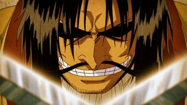 Dragon cũng chứng kiến khoảnh khắc trước khi Luffy bị xử tử
