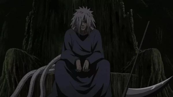 Có lẽ Hashirama Senju chết vì một lý do nào khác ...?
