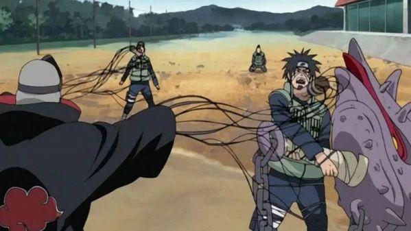 Kakuzu đã không thành công trong việc giết Hokage đệ nhất